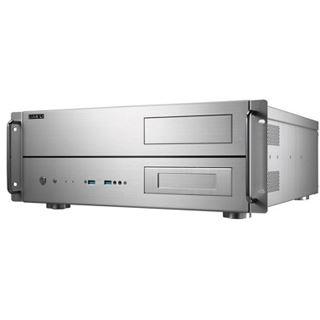 Lian Li PC-C32A Desktop ohne Netzteil silber