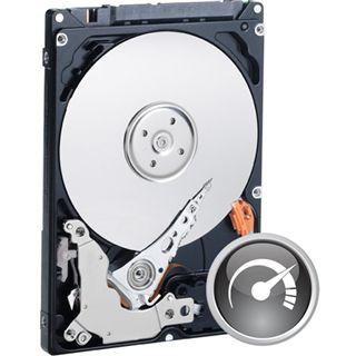 """250GB WD Scorpio Black WD2500BJKT 7200U/m 16MB 2,5"""" (6,4cm) SATA II"""