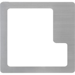Lian Li Window-Seitenteil W-V1010A - silver