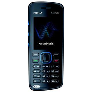 Nokia 5220 XpressMusic, blue incl.512