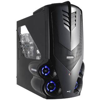 ATX Aerocool Professional Series Syclone Midi Tower o.NT Schwarz