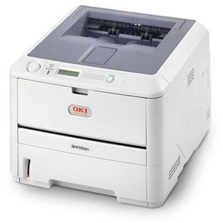 OKI B410dn Laser Drucker 2400x600dpi parallel/LAN/USB2.0