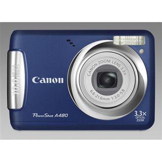 Canon Powershot A480 Blue 10MP