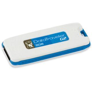 8 GB Kingston Data Traveler G2 blau USB 2.0