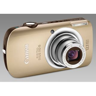 Canon Digital Ixus 110 IS Gold