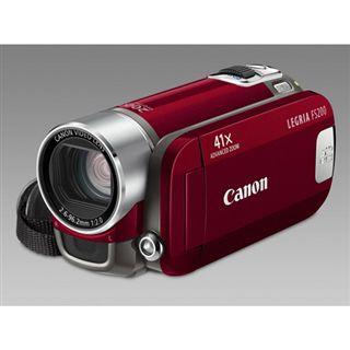 Canon LEGRIA FS 200 Rubinrot