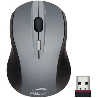 Speedlink SL-6360-SGY Apex - Nano Receiver Mouse