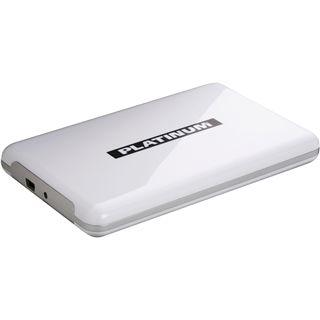 "500GB Platinum MyDrive 103052 2.5"" (6.4cm) USB 2.0 weiss"