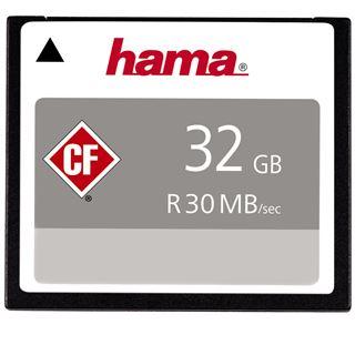 32 GB Hama High Speed Pro Compact Flash TypI 200x Retail