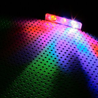 LAMPTRON 3-Spread Lazer blau,grün,rot LED Kit für Gehäuse (LAMP-LED313D)