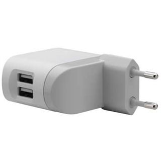 Belkin MP3 Player iPod/iPhone Weiss 2x USB