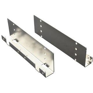 """InLine 4x 2,5"""" HDD Einbauschienen für 3,5"""" (39950D)"""