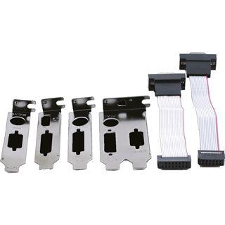 XFX 1 Slot Low-Profile Braket Kit für (MA-BK01-LP1K)