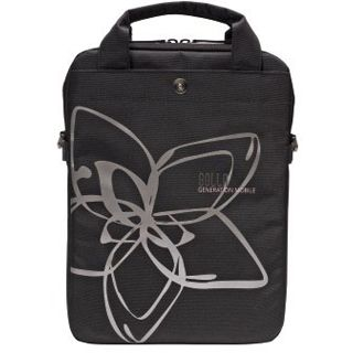 Golla Laptop Bag Lite Style - GRAPE - schwarz