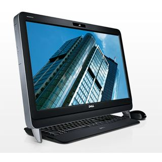 """Dell All-In-One Vostro 330 i3-380M/4096MB/500GB/58,4cm (23"""")/W7 Pro. 2yr ProSupport und Vor-Ort-Service am nächsten Arbeitstag"""