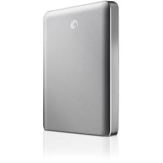750GB Seagate FreeAgent GoFlex Pro STBB750100 Extern Firewire/USB 2.0 silber