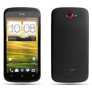 HTC One S (Snapdragon S4) 16 GB schwarz
