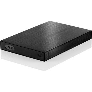 Lacie Rikiki TV 500GB USB 2.0 schwarz