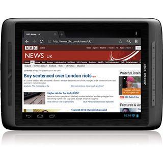 "8"" (20,32cm) Archos Arnova G3 Home Tablet 8GB,ICS, Multitouch,1.0GHz,1GB"