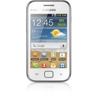 Samsung Galaxy Ace S6802 Duos 3 GB weiß