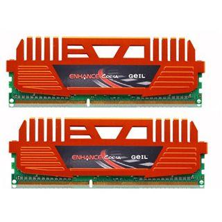 4GB GeIL Enhance Corsa DDR3-1600 DIMM CL9 Dual Kit