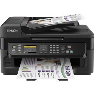 Epson WorkForce WF-2540WF Tinte Drucken/Scannen/Kopieren/Faxen USB 2.0/WLAN