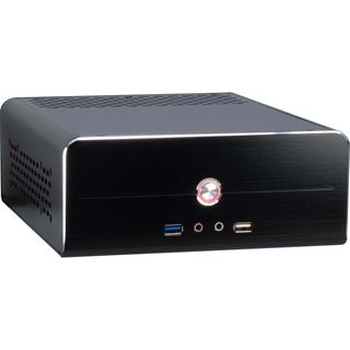 Inter-Tech E-i5 ITX Tower 60 Watt schwarz