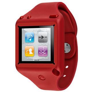 SwitchEasy TICKER Red (SW-TKN6-R):Protection Solution für iPod nano 6G