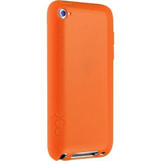 ICU Design Shield T4 Opaque Orange: TPU Case for Apple iPod Touch 4G