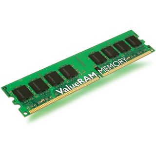 8GB Kingston ValueRAM HP DDR3-1600 regECC DIMM CL11 Single
