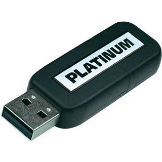 4 GB Platinum HighSpeed Slider schwarz USB 2.0