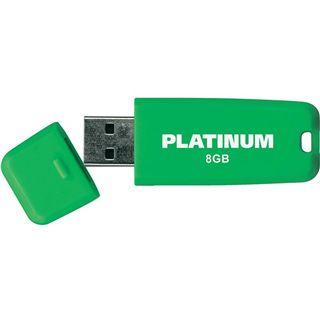 8 GB Platinum SoftStick grün gruen USB 2.0