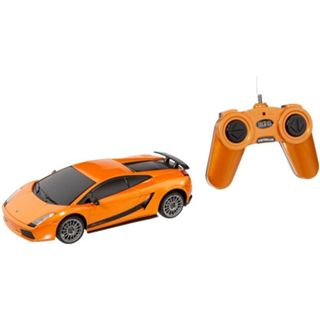 Jamara Lamborghini Supperlegg. JAM 1:24 27 MHz orangemeta