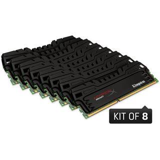 64GB Kingston HyperX Beast DDR3-1866 DIMM CL10 Octa Kit