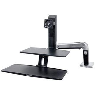 Ergotron 24-391-026 Tischhalterung für Monitor/Tastatur/Maus Combo (24-391-026)