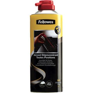 Fellowes GmbH Universal Druckluftreiniger 200ml Spraydose (9974805)