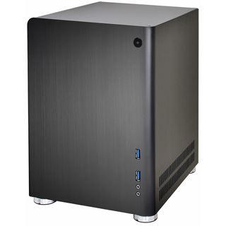 Lian Li PC-Q01B Mini-ITX ohne Netzteil schwarz