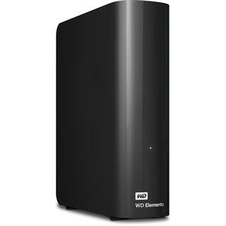 """4000GB WD Elements Desktop WDBWLG0040HBK-EESN 3.5"""" (8.9cm) USB 3.0 schwarz"""