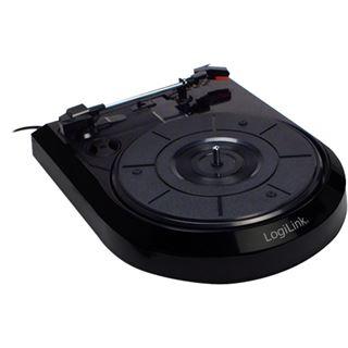 Logilink USB Schallplattenspieler/ Digitalisierer