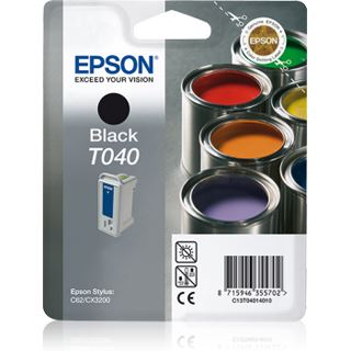 Epson Tinte T040 C13T040140 schwarz
