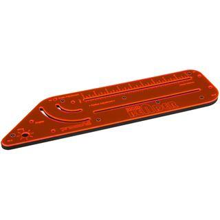 PrimoChill UV Rot Biegeschablone für Acrylröhren (RBEND-UPK)