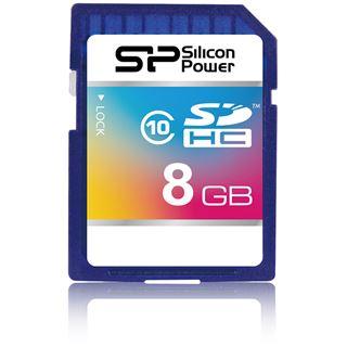 8 GB Silicon Power SDHC Class 10 Retail