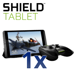NVIDIA®SHIELD™ Tablet LTE 32 GB - Das ultimative Tablet für Gamer